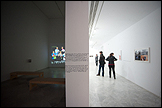 Vista de sala de la exposición de Libia Castro & Ólafur Ólafsson. Tu país no existe. Fotografía: Guillermo Mendo