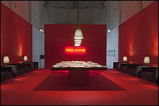 ALFREDO JAAR. Marx Lounge, 2010