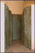 CRISTINA IGLESIAS. Habitación vegetal, 2000