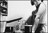 Cindy Sherman: Sin título. Fotograma #3, 1977