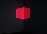 JAMES TURRELL. Afrum Red. 1967