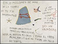 FERRÁN GARCÍA SEVILLA. Tata 13. 1985. (Museo Nacional Centro de Arte Reina Sofía. Madrid)