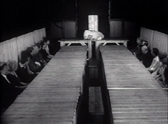 JERZY GROTOWSKI. Fotograma de la película Teatr Laboratiorium. Dir. Michael Elster, 1964