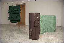 Exposición 'Guillermo Paneque. Los arrepentimientos'. Salas CAAC, 2014. Fotografía: L.D. Aristoy