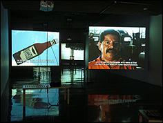 Dario Azzellini & Oliver Ressler. '5 Factories - Worker Control in Venezuela', Berkeley Art Museum, Berkeley, 2006