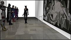 DANIEL GARCÍA ANDÚJAR: 'CCTV. Guernica', 2014