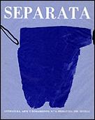 JOSÉ GUERRERO. Cover of Separata Magazine nº 4, spring 1980