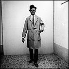 © Malick Sidibé: Monsieur Dembelé, 1964