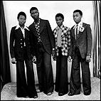© Malick Sidibé: Los cuatro camaradas, 1967