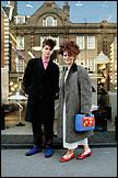 """MIGUEL TRILLO: """"Por King's Road"""". Londres, 1982"""