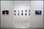 """Vista general de sala de la exposición """"Miguel Trillo. Identidades"""""""
