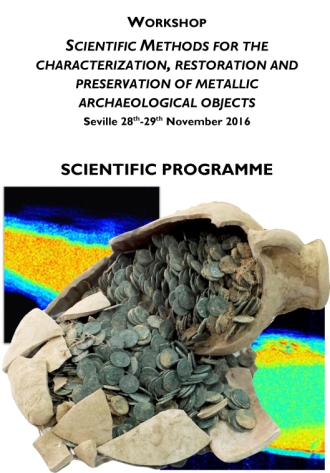 Scientific methods for the characterization, restoration and preservation of metallic archaeological objects