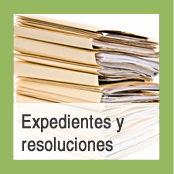 Expedientes y resoluciones