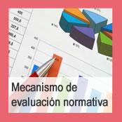 Mecanismo de evaluación normativa