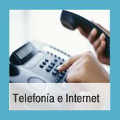 Telefonía e internet