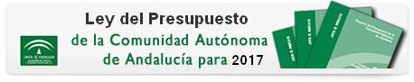 Ley del Presupuesto de la Comunidad Autónoma de Andalucía para 2016