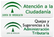 Plataforma de Relación con la Ciudadanía Andaluza. Clara y Quejas y Sugerencias a la Administraci�n Tributaria