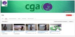 Nuevo vídeo del Canal CGA Educación. Gesuser 3. Menú Inicio y Menú Usuarios.