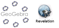 Guadalinex EDU. Actualización de Geogebra y nueva aplicación Revelation.