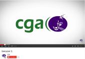 Canal CGA Educación. Menú Gestión de Gesuser 3: Mensajería, Apagado Planificado y Bitácora.