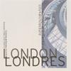 Cartel de la exposición Londres. Ciudad y Arquitectura
