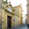 Antiguo convento de Santa María de los Reyes