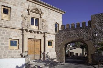 Rehabilitación del Ayuntamiento de Segura de la Sierra. Jaén