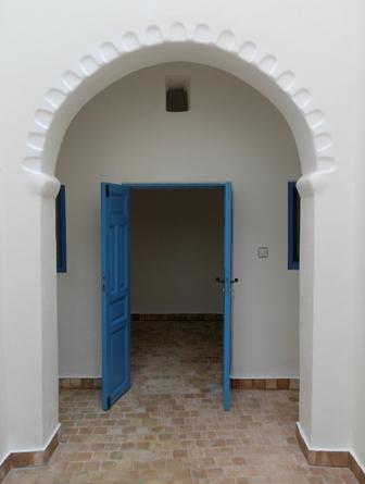 Patio_Casa Dahabi