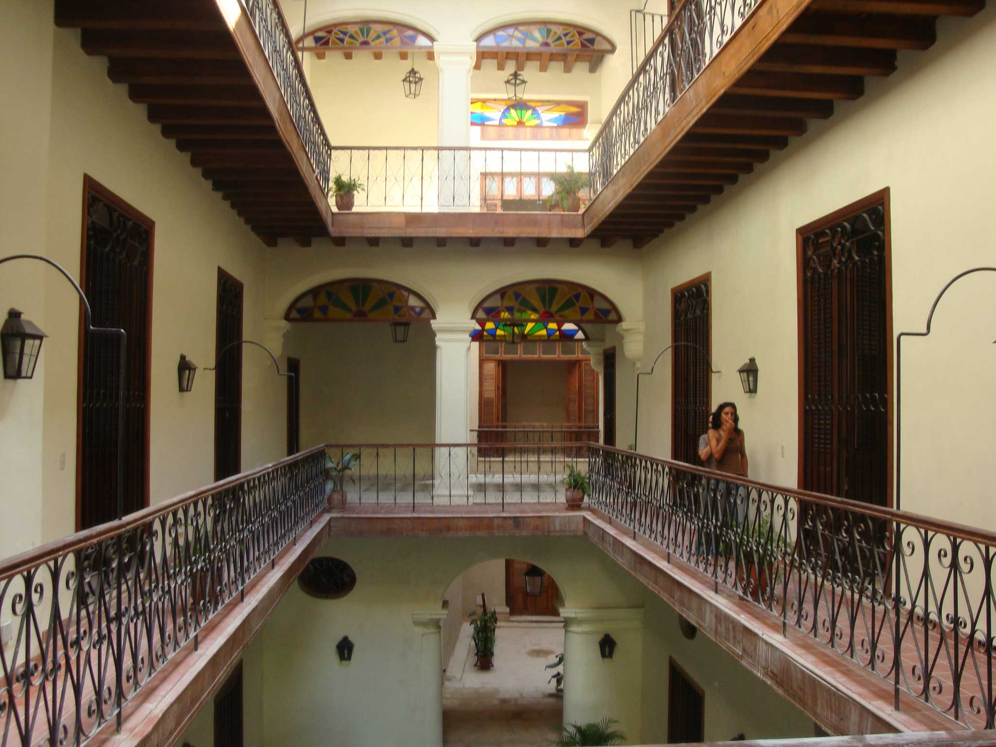 San Ignacio 360 - Interior