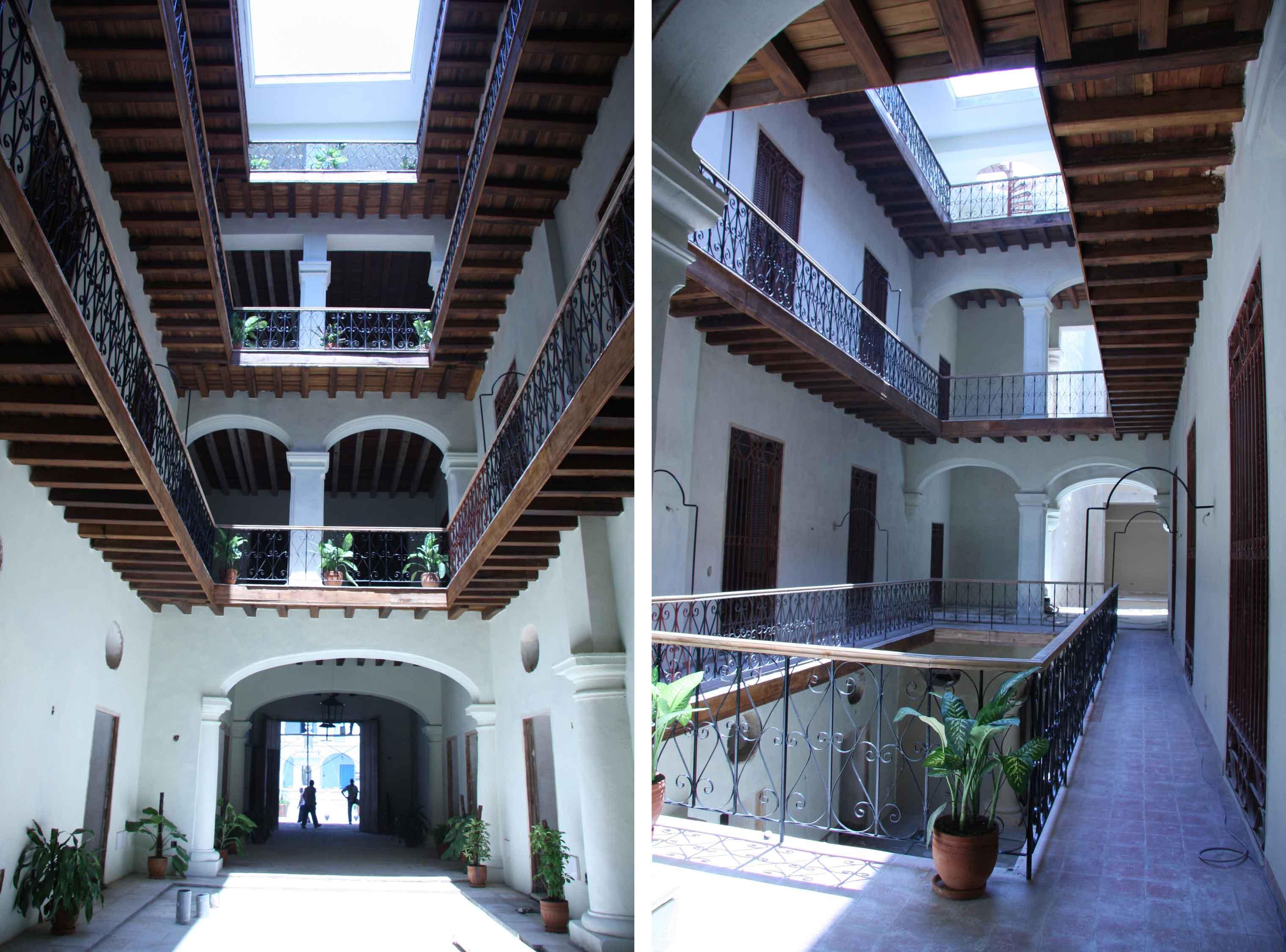 San Ignacio 360 - Interiores