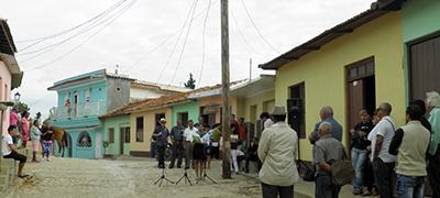 Finalizada la IV Fase del programa Rehabilitación residencial en el Barrio de las Tres Cruces de Trinidad