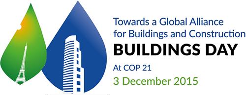 La primera celebración del Día de los Edificios en el marco de la COP21-París 2015 | 3 diciembre
