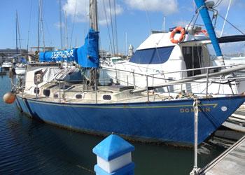 La Junta saca a subasta 12 barcos en los puertos de Chipiona, Roquetas e Isla Cristina
