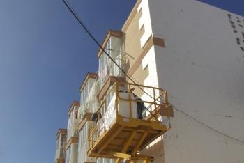 En ejecución todas las obras de rehabilitación energética de  Cádiz con una inversión de la Junta de 4,7 millones