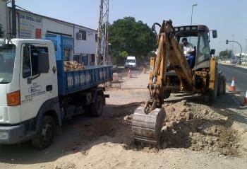 La Junta reactiva las obras de mejora de la travesía de Villarrubia con una inversión de 3,26 millones de euros