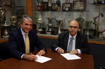 Metro de Málaga y Unicaja Baloncesto firman un acuerdo de colaboración para la temporada 2014/2015