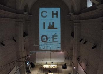 La Junta convierte el Convento Santa María de los Reyes en un café literario en la exposición 'Arquitectura de papel'