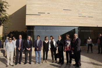Abre sus puertas el Centro de Recepción de Visitantes de Córdoba, donde comienza a operar la oficina de Turismo Andaluz