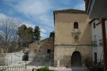 Fomento y Vivienda inicia las obras de rehabilitación de la antigua iglesia de San Jerónimo de Baza