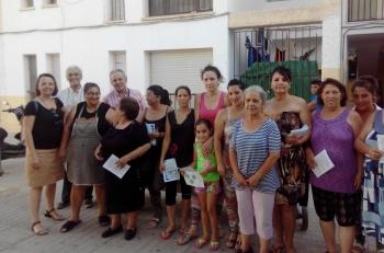 Vecinos de ocho municipios de Almería se involucran en los proyectos de rehabilitación energética de sus viviendas