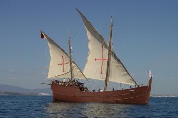 Barcos de los siglos XIV y XV recalarán en los puertos autonómicos para realizar educación ambiental