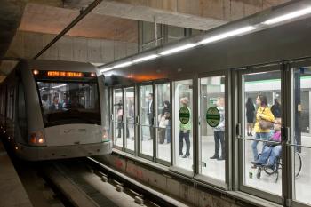 Los usuarios valoran el servicio del metro de Sevilla con una puntuación de 8,3 sobre 10