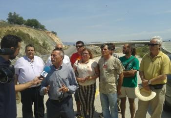 Las obras de la circunvalación de Ronda, la carretera de Coín-Casapalma y la estación de Alhaurín comenzarán este año
