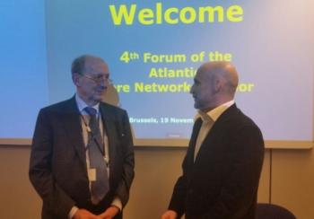 La Junta pide en Bruselas la ejecución completa de los corredores Atlántico y Mediterráneo en Andalucía