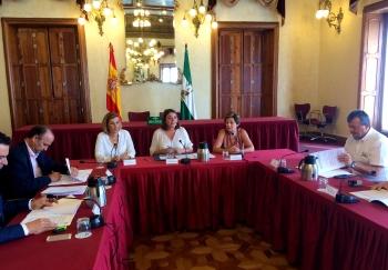 El programa La Ciudad Amable transformará el espacio urbano y la movilidad de seis municipios de Almería