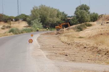 La Junta inicia con una inversión de 460.000 euros las obras de la vía ciclista entre Córdoba y el campus de Rabanales