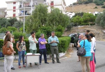 La Junta cede al Ayuntamiento de Alcalá de los Gazules cinco viviendas para familias desfavorecidas