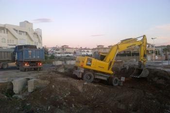 Fomento y Vivienda reactiva las obras de soterramiento del acceso al puerto de Garrucha en la provincia de Almería