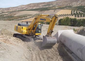 Fomento y Vivienda reactiva las obras en la A-334, de Caniles a Purchena, añadiendo mejoras de seguridad vial