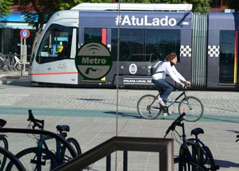 Abierto el plazo de información pública de la ley andaluza de movilidad sostenible